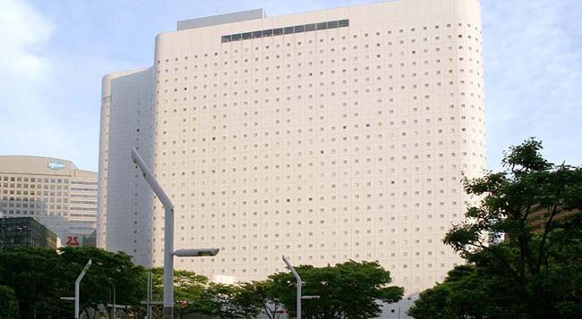 Shinjuku Washington Hotel Main - Tokyo - Building