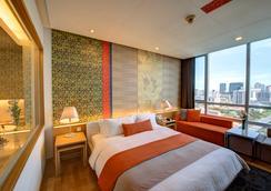 Pathumwan Princess Hotel - Bangkok - Kamar Tidur