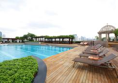 Pathumwan Princess Hotel - Bangkok - Kolam