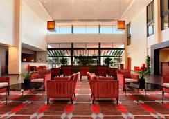 Ontario Airport Hotel and Conference Center - Ontario - Lobi