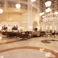 Quattro Beach Spa & Resort Lobby