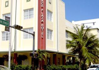 South Beach Plaza Hotel