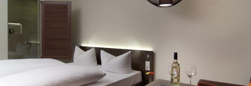 Hotel Herzog - Munich - Bedroom
