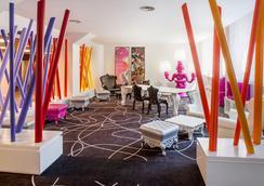 Da Vinci Hotel - Milan - Lounge