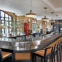 DoubleTree by Hilton Hotel London - Docklands Riverside Hotel Lounge