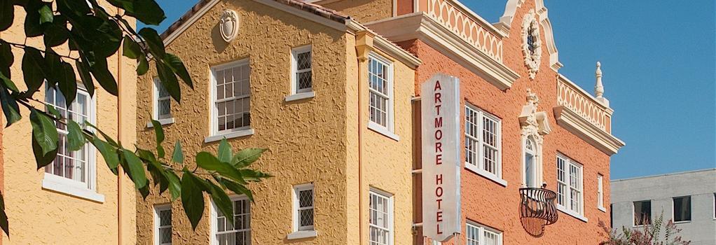 Artmore Hotel - Midtown - Atlanta - Building