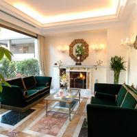 Trilussa Palace Hotel Congress & SPA Lobby Sitting Area