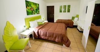 Cocoon Hotel - San Jose - Kamar Tidur
