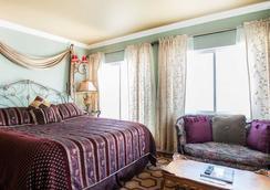 Nob Hill Hotel - San Francisco - Kamar Tidur
