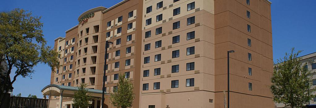 Courtyard by Marriott Houston Medical Center - Houston - Building