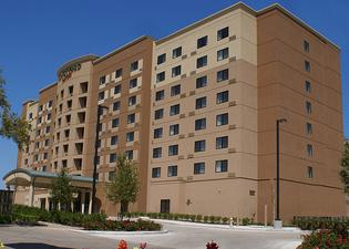 Courtyard by Marriott Houston Medical Center