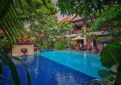 Hanumanalaya Boutique Residence - Siem Reap - Kolam