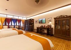 Hanumanalaya Boutique Residence - Siem Reap - Kamar Tidur