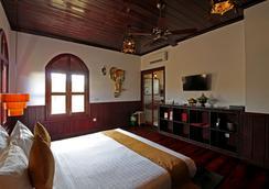 Hanumanalaya Villa - Siem Reap - Kamar Tidur