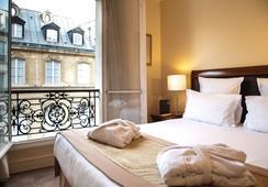 Saint James Albany Paris Hotel Spa - Paris - Kamar Tidur