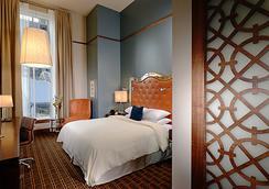 The Crawford Hotel - Denver - Kamar Tidur