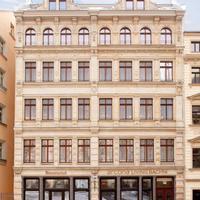 Arcona Living Bach14 Hotel Entrance