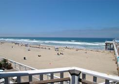 Crystal Pier Hotel & Cottages - San Diego - Pantai