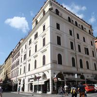 Impero Hotel Rome Featured Image