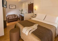 Hotel Oxford - Roma - Kamar Tidur