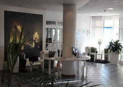 H+ Hotel Erfurt - Erfurt - Lobi