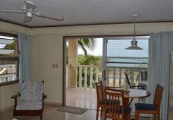 Vistalmar Apartments - Oranjestad - Ruang tamu