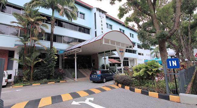 The Metropolitan Y Hotel - Singapore - Building