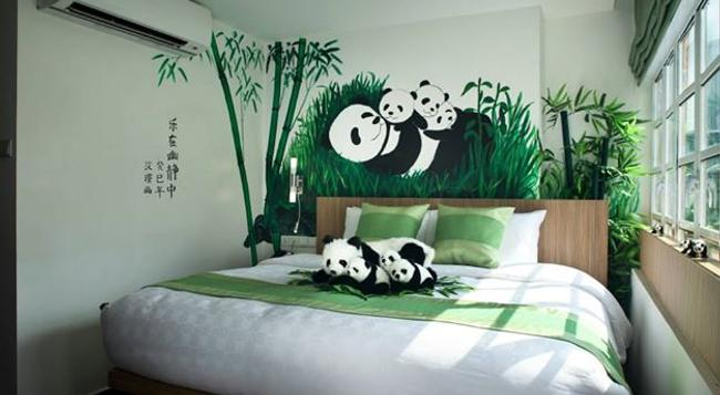 Hotel Clover The Arts - Singapore - Bedroom