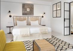 7 Islas Hotel - Madrid - Kamar Tidur