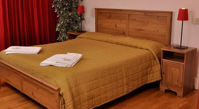 Gialel B&B - Rome - Bedroom