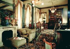 Hotel Majestic - San Francisco - Lobi