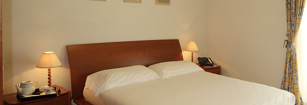 Crosti Hotel - Rome - Bedroom