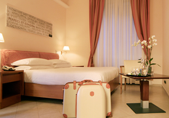 Crosti Hotel & Residence - Roma - Kamar Mandi