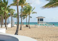 B Ocean Resort - Fort Lauderdale - Pantai