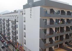 Hotel El Puerto - Ibiza - Bangunan