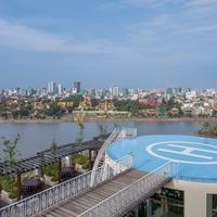 Sokha Phnom Penh Hotel View from Hotel