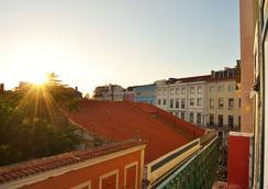 Bairro Alto Suites - Lisboa - Pemandangan luar