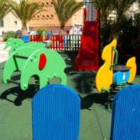 Port Europa Childrens Play Area - Outdoor