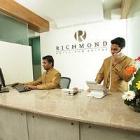 Richmond Hotel & Suites Hotel Reception