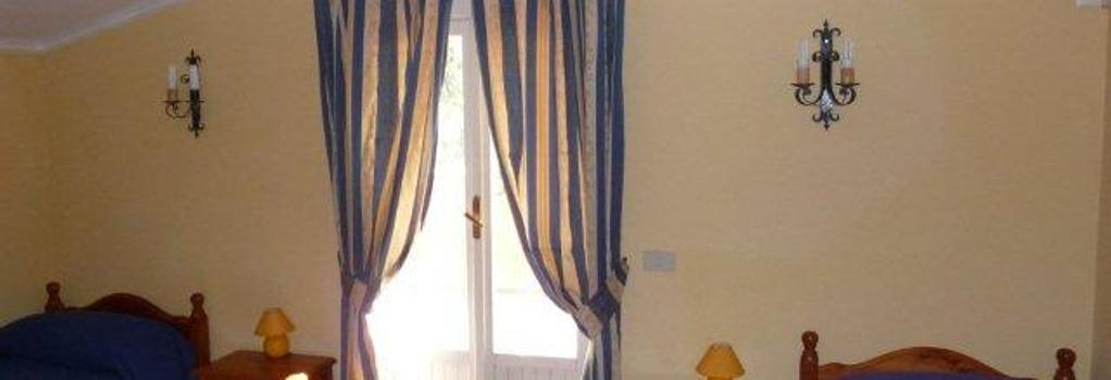 Agriturismo Marco Simone - Rome - Bedroom