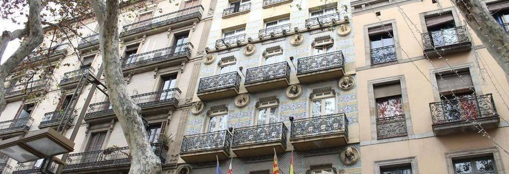 Ramblas Barcelona - Barcelona - Building