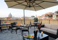 Hotel Gravina San Pietro - Roma - Atraksi Wisata