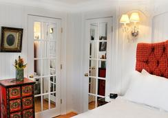 Century House - Nantucket - Kamar Tidur