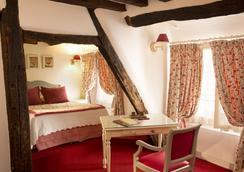 Hotel Du Cygne - Paris - Kamar Tidur