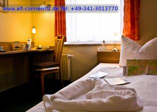 Ihr Hotel Alt Connewitz in Leipzig