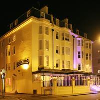 Legends Hotel Legends at night
