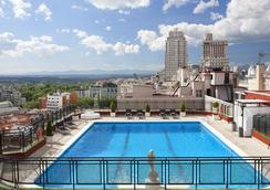 Hotel Emperador - Madrid - Kolam