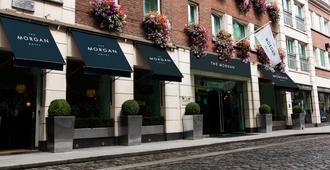 The Morgan Hotel - Dublin - Bangunan