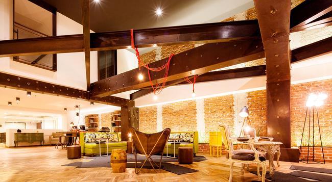 Hotel Presidente - San Jose City Center, Costa Rica - San Jose - Lobby
