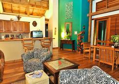 The Resort at Palmetto Bay - Coxen Hole - Ruang tamu